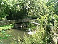 Fisherton de la Mere, footbridge over the Wylye - geograph.org.uk - 538947.jpg