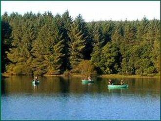 Livingston, West Lothian - Eliburn Reservoir