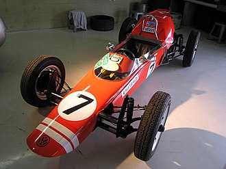 Fittipaldi Automotive - Fitti-Vee: The Fittipaldis built their first racing cars in Brazil for Formula Vee in 1967