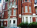 Fitz-George Avenue and Fitz-James Avenue, W14 - geograph.org.uk - 905793.jpg