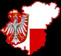 Flag map of Frankfurt.png