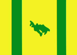 Flag of the municipality of Culebra (Puerto Rico)