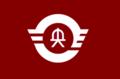 Flag of Shoo Okayama.png