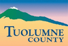 Flag of Tuolumne County, California