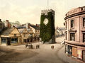 Flickr - …trialsanderrors - The Tower, Newton Abbot, Devon, England, ca. 1895.jpg