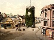 Flickr - …trialsanderrors - The Tower, Newton Abbot, Devon, England, ca. 1895