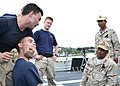 Flickr - Official U.S. Navy Imagery - A Sailor demonstrates compliance techniques..jpg