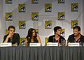 Flickr - vagueonthehow - Paul Wesley, Nina Dobrev, Ian Somerhalder ^ Kevin Williamson (10).jpg