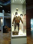 Flight suit on display, Tuskegee Airmen NHS.jpg