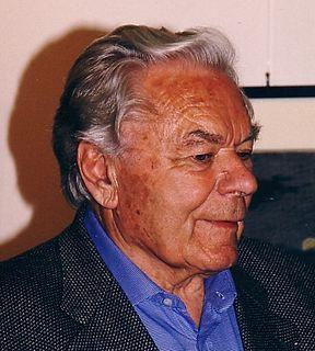 Paul Flora Austrian artist