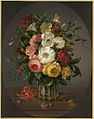 Flowers in a Glass Vase by Boston Public Library.jpg