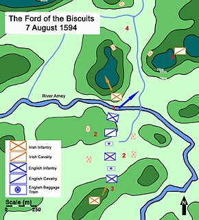 Battle of the Ford of the Biscuits