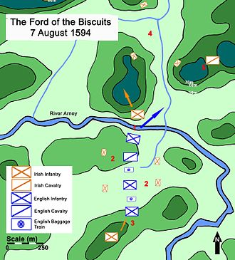 Battle of the Ford of the Biscuits - Image: Fo B for B&B2