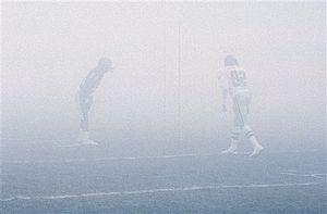 Fog Bowl (American football) - Image: Fog Bowl 1988