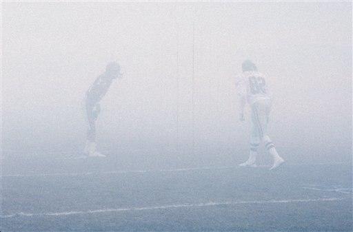 Fog Bowl 1988