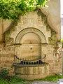 Fontaine orpheline de l'ancienne gare du Neudorf (45690639385).jpg