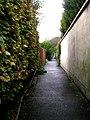 Footpath - Old Lane - geograph.org.uk - 1029396.jpg