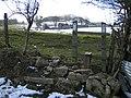 Footpath from Llanarmon yn Ial - geograph.org.uk - 341872.jpg