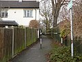 Footpath leading further into Attenborough from The Strand - geograph.org.uk - 1098584.jpg