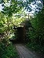 Footpath tunnel - geograph.org.uk - 244659.jpg