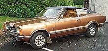 1974 Ford Taunus Coupé