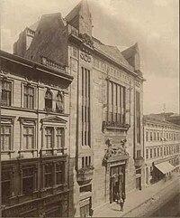5fde721245 Continental Hotel Budapest - Wikipedia
