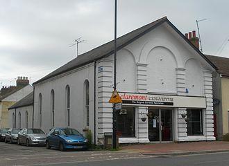Snodland - Former Methodist chapel
