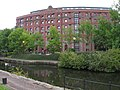 Former grain warehouse, Atlantic Wharf - geograph.org.uk - 1470952.jpg