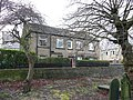 Former teacher's houses, Stocks Walk, Almondbury - geograph.org.uk - 730534.jpg