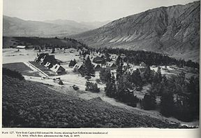 Fort Yellowstone (1895)