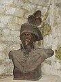 Fort de Joux - buste de Toussaint Louverture.JPG