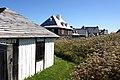 Fortress Lousbourg DSC02309 - Duhaget House (red shutters) (8176241441).jpg