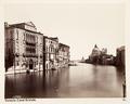 Fotografi över Canal Grande, Venedig - Hallwylska museet - 107356.tif