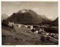 Fotografi av Pontresina et le Piz Palü - Hallwylska museet - 104855.tif