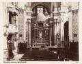 Fotografi interiör Chiesa di Santa Maria Assunta, Venedig - Hallwylska museet - 107360.tif