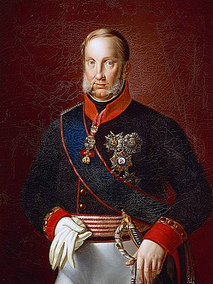 House of Bourbon-Two Sicilies - Francis I