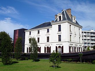 Franconville, Val-d'Oise - Maison Suger (Municipal Music school
