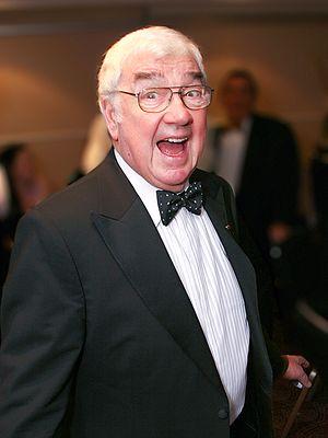 Frank Carson - Carson in 2007