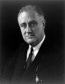 a discussion on franklin delano roosevelts role in the involvement of the united states in world war Read the pros and cons of the debate woodrow wilson was a bad president  united states didn't enter world war  war against germany even franklin delano.