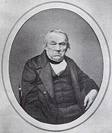 Franz Joseph Fröhlich (Quelle: Wikimedia)