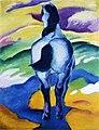 Franz Marc, Blaues Pferd II, 1911.jpg