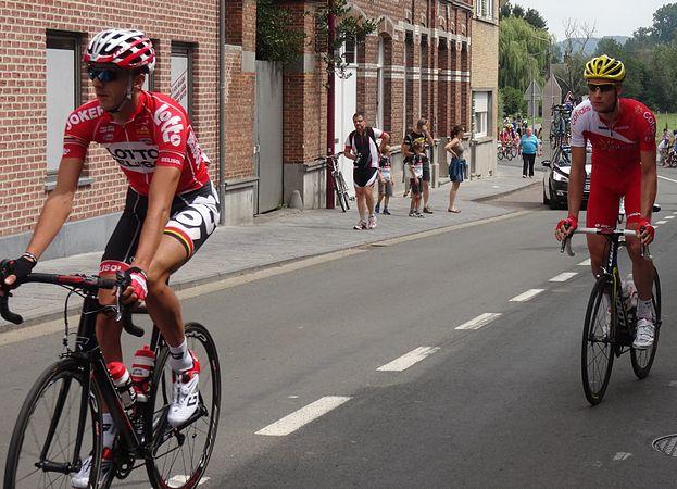 Frasnes-lez-Anvaing - Tour de Wallonie, étape 1, 26 juillet 2014, départ (C12).JPG