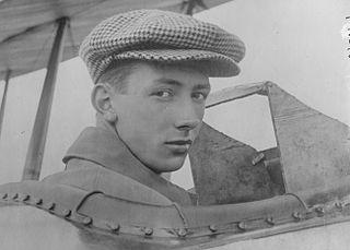 F. P. Raynham British aviator