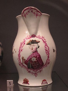 porcelain produced between 1756 and 1804 in Liverpool, England