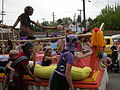 Fremont Solstice Parade 2008 - Monkeys 03.jpg