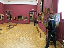 French paintings in the Louvre - Room 62 D201905.jpg