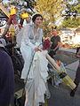 Fringe Parade 2012 St Roch Bride Seesaw.JPG