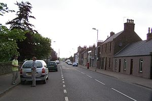 Friockheim - Gardyne street