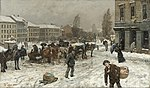 Frits Thaulow Fra Stortings plass 1881.jpg