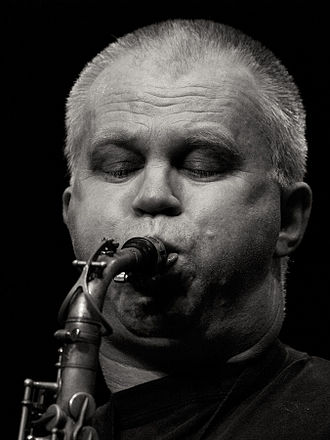 2008 in Norwegian music - Frode Gjerstad at the Moers Festival.
